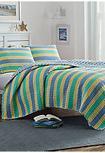 Fish Migration Full/Queen Comforter Set 92-in. x 96-in.