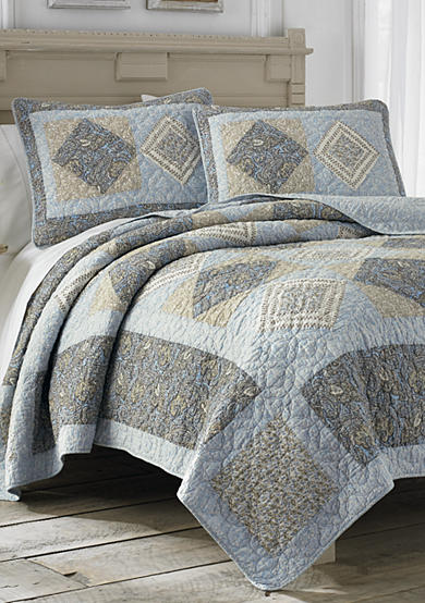 Laura ashley barrington quilt collection online only belk - Laura ashley online ...