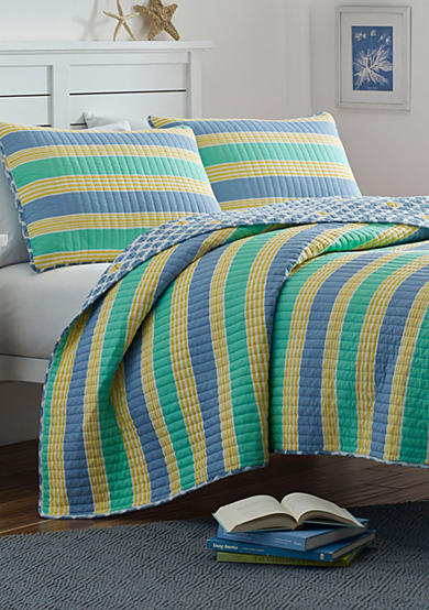 Poppy & Fritz® Fish Migration Bedding Collection