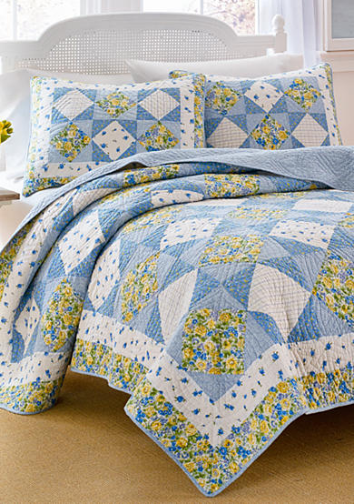 Laura Ashley Grace Quilt Collection - Online Only
