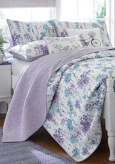 Laura Ashley Tessa Quilt - Online Only