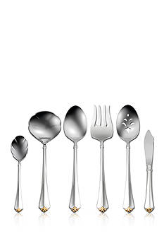 Oneida Golden Juilliard 6-Piece Serving Set