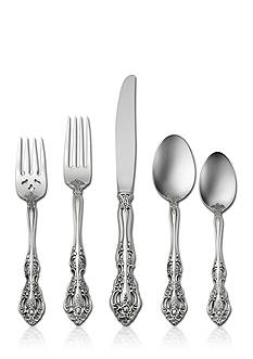Oneida Michelangelo 20-Piece Stainless Flatware Set
