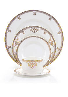 Oneida Golden Michelangelo Fine China 5-Piece Place Setting