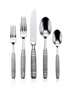 Oneida Glenwood 65-Piece Flatware Set - Online Only