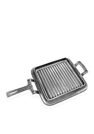 Wilton Armetale Grillware Square Griller with Handles