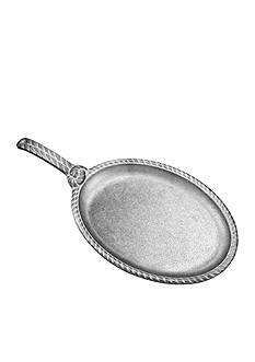 Wilton Armetale Grillware Sizzle Plate with Handle