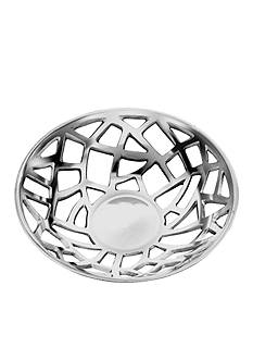 Wilton Armetale Symphony Round Bread Basket - Online Only