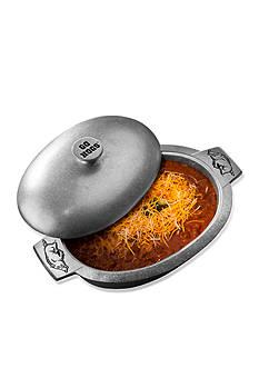Wilton Armetale Arkansas Razorbacks Grillware Chili Pot