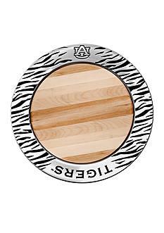 Wilton Armetale Auburn Tigers Small Cheeseboard
