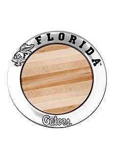 Wilton Armetale Florida Gators Small Cheeseboard