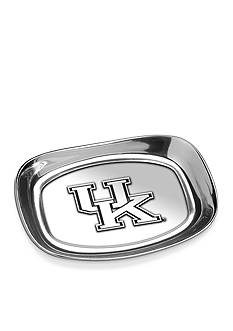 Wilton Armetale Kentucky Wildcats Bread Tray