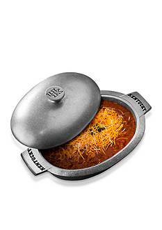 Wilton Armetale Kentucky Wildcats Grillware Chili Pot
