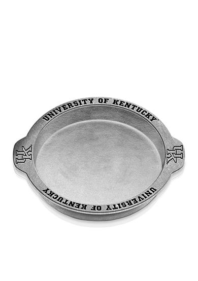 Wilton Armetale Kentucky Wildcats Grillware Deep Dish Pizza Tray