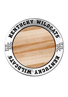 Wilton Armetale Kentucky Wildcats Small Cheeseboard