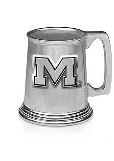 Wilton Armetale Ole Miss Rebels Mug