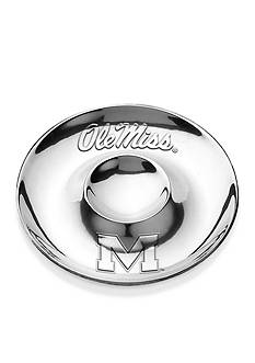 Wilton Armetale Ole Miss Chip & Dip Tray