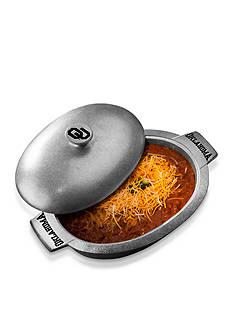 Wilton Armetale Oklahoma Sooners Grillware Chili Pot
