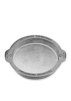 Wilton Armetale Tennessee Volunteers Grillware Deep Dish Pizza Tray