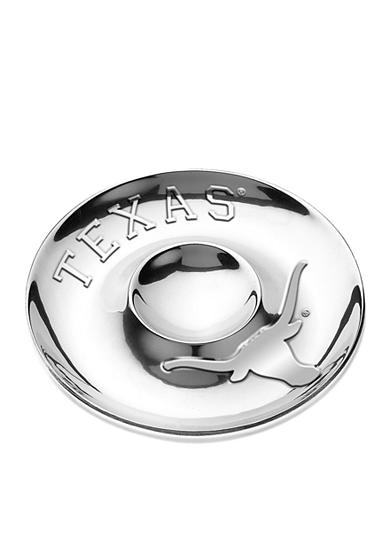 Wilton Armetale Texas Longhorns Chip and Dip Platter