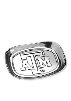 Wilton Armetale Texas A & M Aggies Bread Tray