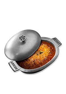 Wilton Armetale Texas A & M Aggies Grillware Chili Pot
