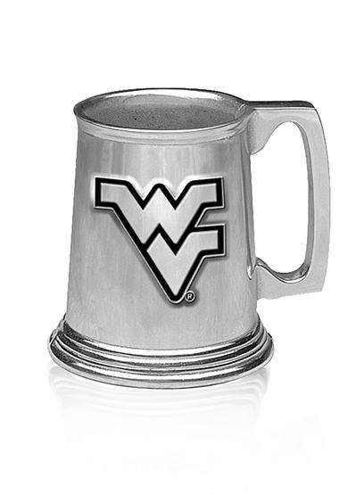 Wilton Armetale West Virginia Mountaineers University Mug