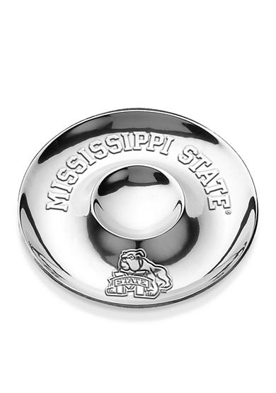 Wilton Armetale Mississippi State Bulldogs Chip and Dip Platter