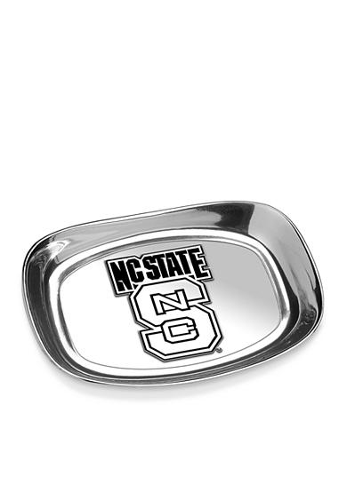 Wilton Armetale NC State Wolfpack Bread Tray