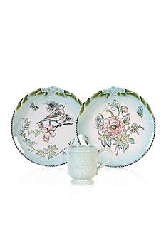 Fitz and Floyd English Garden Dinnerware