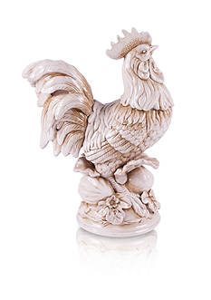 Fitz and Floyd Carrington Rooster Figurine