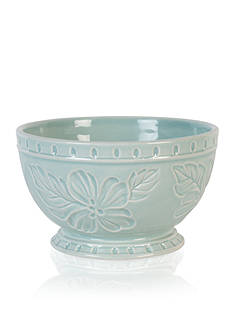 Fitz and Floyd English Garden Soup/Cereal Bowl