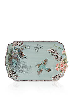 Fitz and Floyd English Garden Serving platter