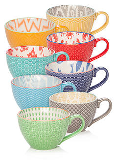 Pfaltzgraff Mix and Match Mugs