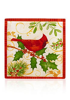 Cardinal Coaster, Set of 4
