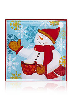 Snowman Coaster, Set of 4