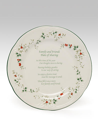Pfaltzgraff Winterberry Friends and Family Plate of Sharing
