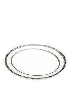 Mikasa Italian Countryside Platinum Oval Platter