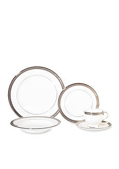 Mikasa Crown Jewel Platinum 5-Piece Place Setting