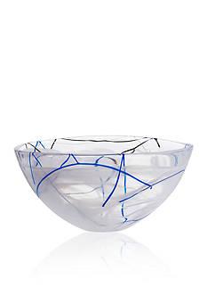 Kosta Boda White Bowl