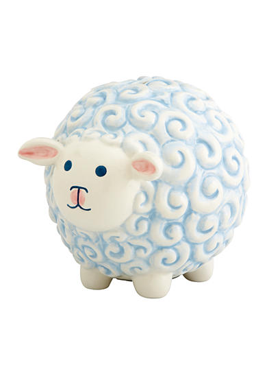 Gorham Merry-Go-Round Little Boy Blue Sheep Bank