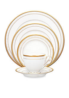 Noritake Hampshire Gold 5-Piece Place Setting