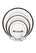 Austin Platinum 5-Piece Place Setting