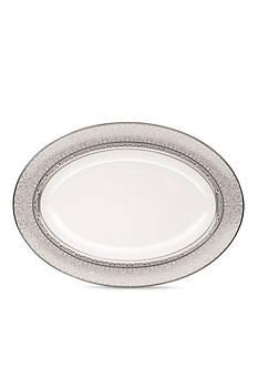 Noritake Odessa Platinum Platter