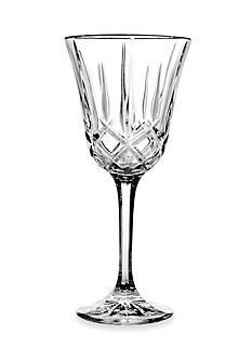 Noritake Rockford Platinum Goblet