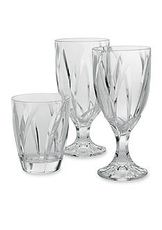 Noritake Breeze Clear Glassware Sets