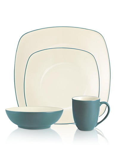 Noritake Colorwave Turquoise Square