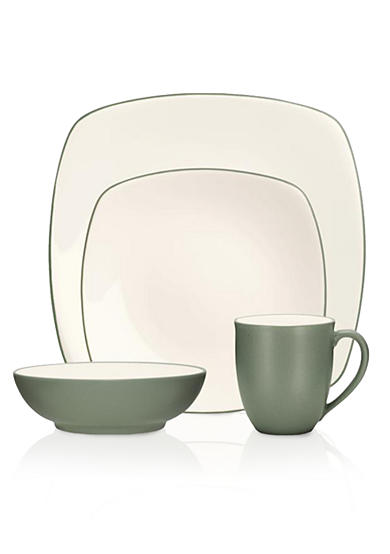 Noritake Colorwave Green Square Collection