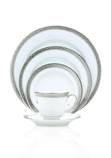 Noritake Crestwood Platinum Collection