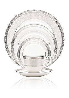 Noritake Odessa Platinum Dinnerware Collection